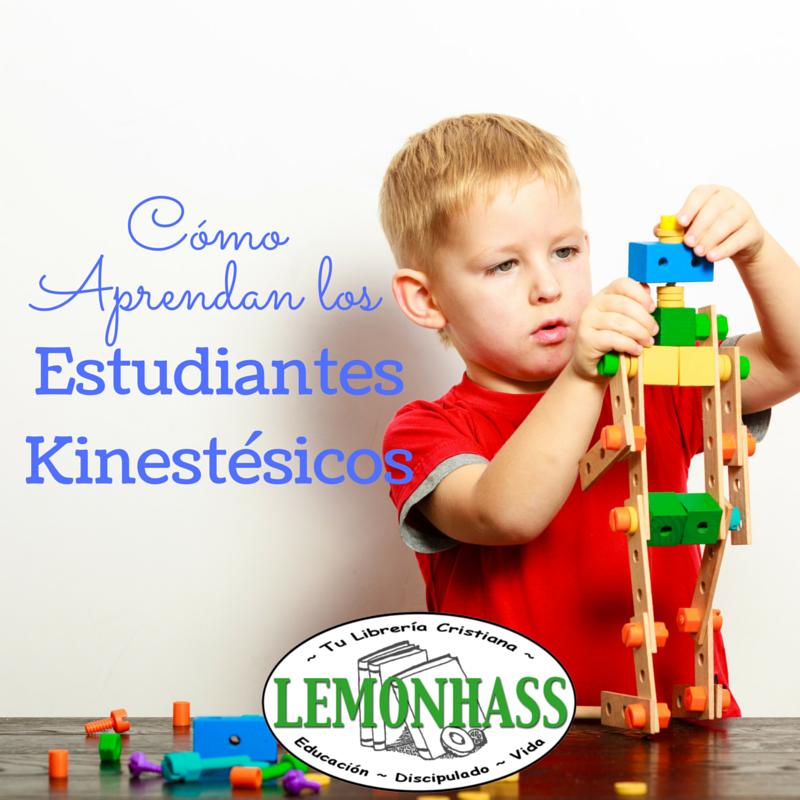 estudiantes kinestesicos