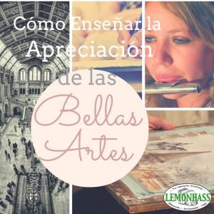 Cómo Enseñar la Apreciación de las Bellas Artes