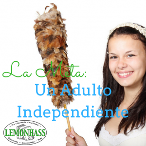 un adulto independiente