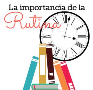 La Importancia de la Rutina en la Escuela en Casa