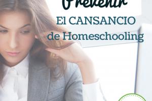 Previniendo el Agotamiento de Enseñar en Casa