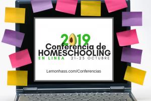 Conferencia de Homeschooling-2019 lemonhass